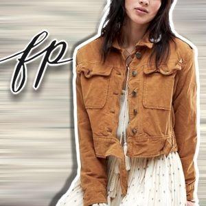 🌾Free People Everlyn corduroy jacket